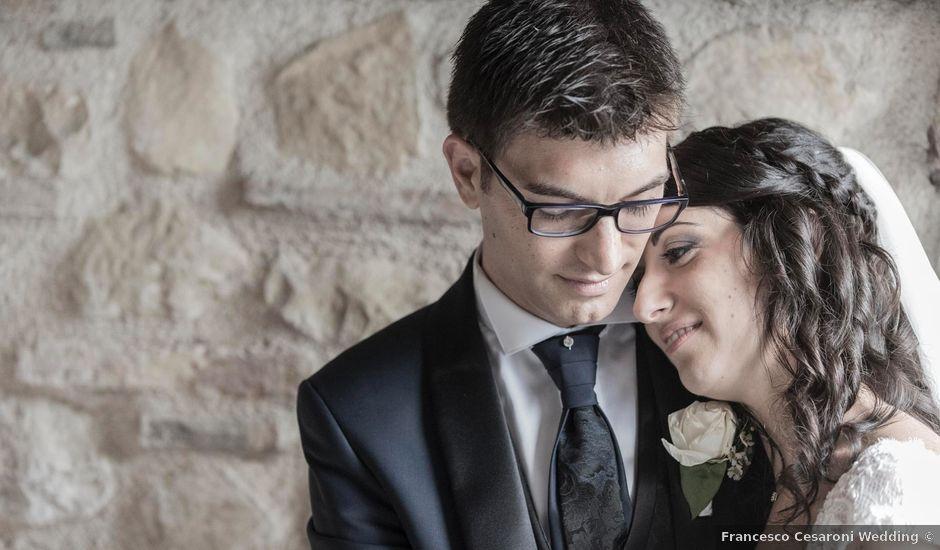 Il matrimonio di Cristiano e Elisabetta a Jesi, Ancona