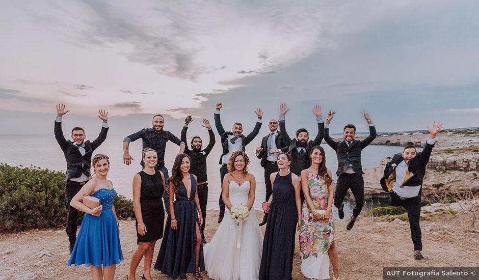 Il matrimonio di Sebastiano e Stefania a Lecce, Lecce
