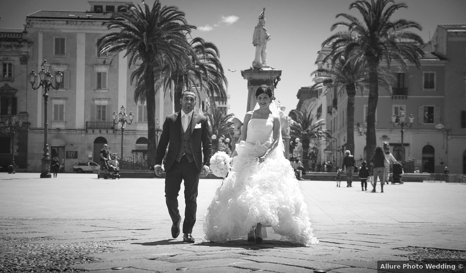 Il matrimonio di Mario e Miriam a Sassari, Sassari