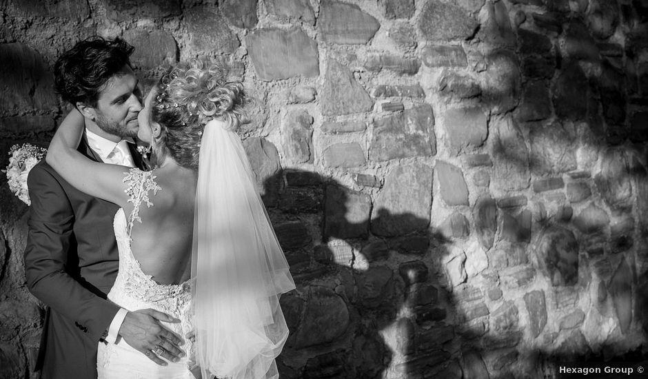 Il matrimonio di Valentina e Alessandro a San Severino Marche, Macerata