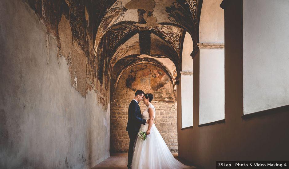 Il matrimonio di Luca e Simona a Calvello, Potenza