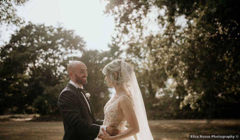 Il matrimonio di Stefano e Federica a Magnago, Milano