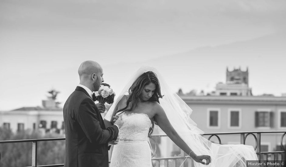 Il matrimonio di Vincenzo e Amanda a Taormina, Messina