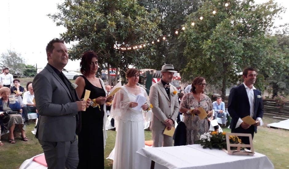 Il matrimonio di Matteo e Katia a Sommacampagna, Verona