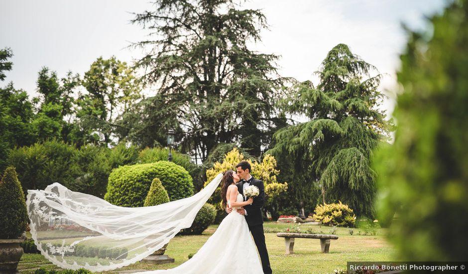 Il matrimonio di Luca e Nadia a Lesmo, Monza e Brianza