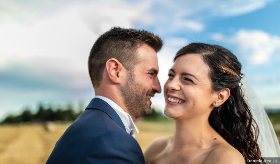Il matrimonio di Nicola e Letizia a Fratta Todina, Perugia