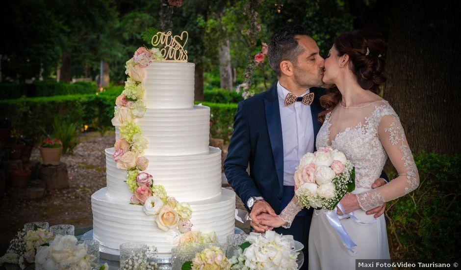 Il matrimonio di Mimina e Rosario a Taurisano, Lecce