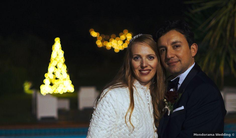Il matrimonio di Paolo e Laura a Monsummano Terme, Pistoia