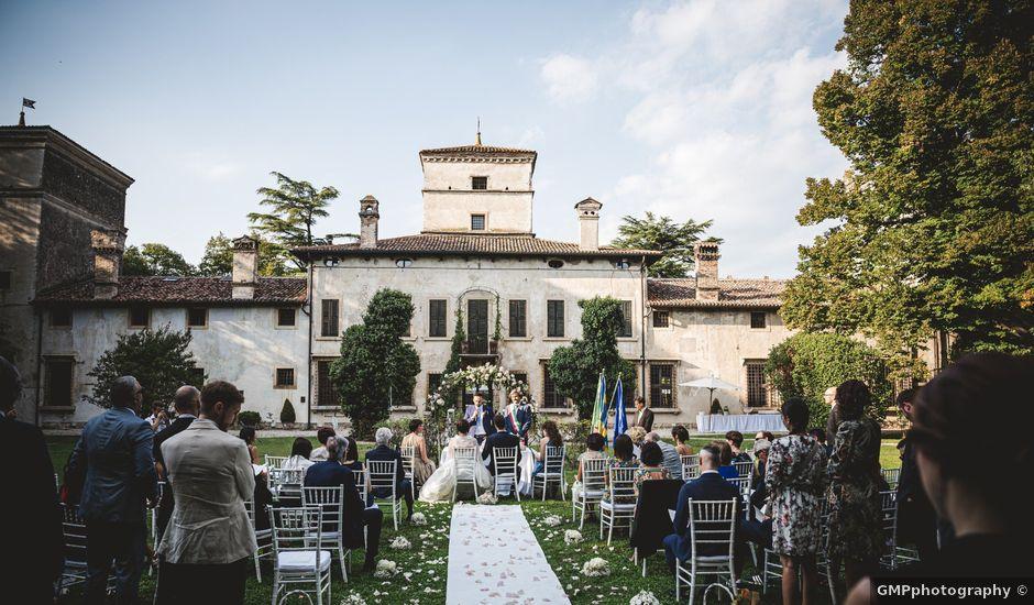 Il matrimonio di Diego e Paola a Verona, Verona