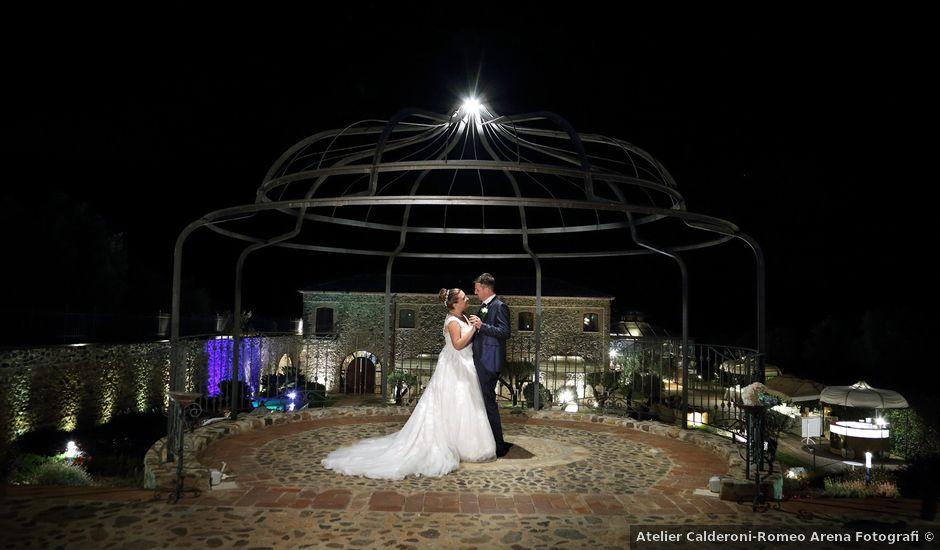 Il matrimonio di Pantaleone e Katia a Gasperina, Catanzaro