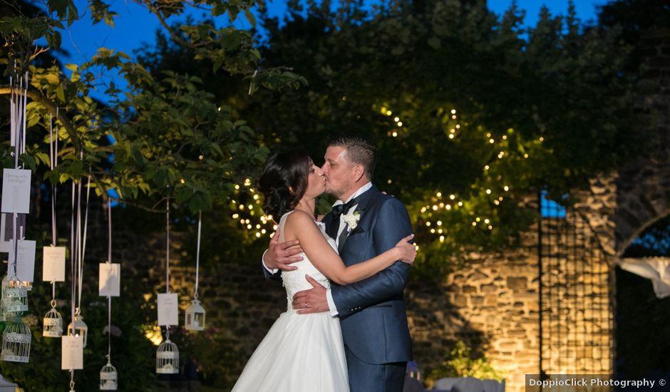 Il matrimonio di Michele e Laura a Calolziocorte, Lecco