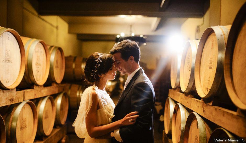 Il matrimonio di Marco e Laura a Alghero, Sassari