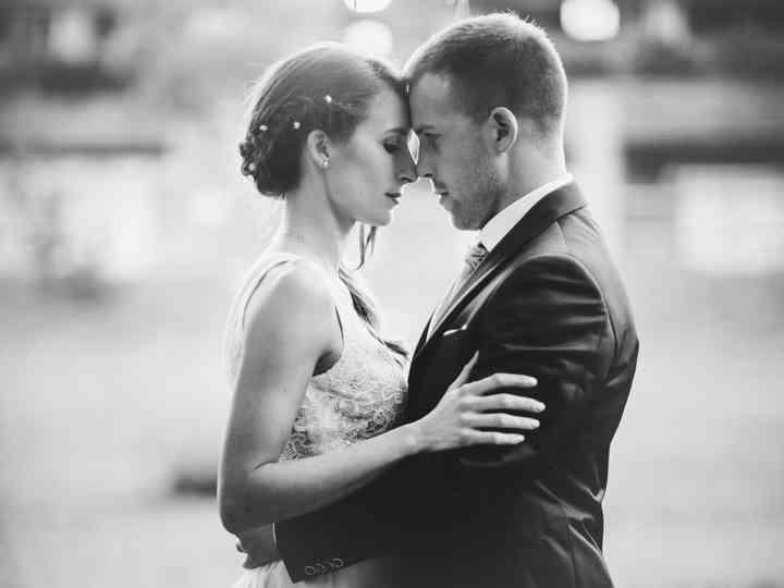 Le nozze di Rachele e Francesco