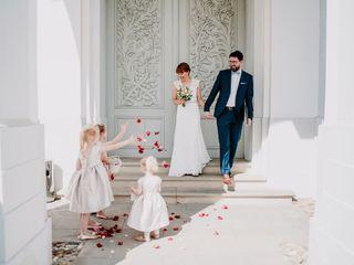 Le nozze di Janina e André