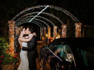 Le nozze di Antonio e Melina