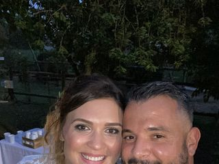 Le nozze di Alessandra  e Federico  1