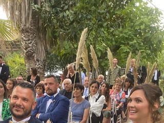 Le nozze di Alessandra  e Federico  2