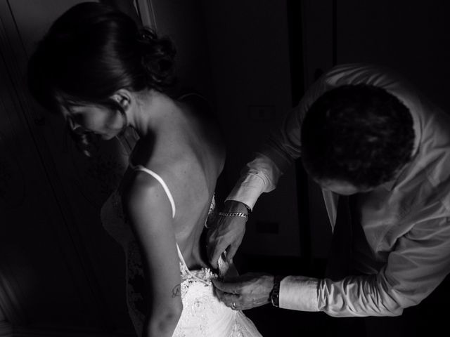 Il matrimonio di Michael e Francesca a Bientina, Pisa 8