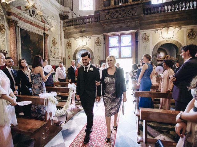 Il matrimonio di Michael e Francesca a Bientina, Pisa 13