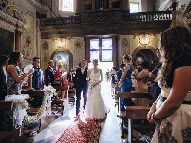 Il matrimonio di Michael e Francesca a Bientina, Pisa 14