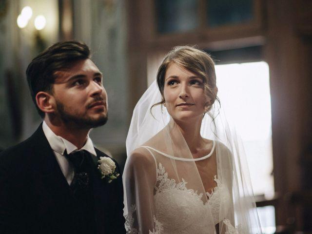 Il matrimonio di Michael e Francesca a Bientina, Pisa 16