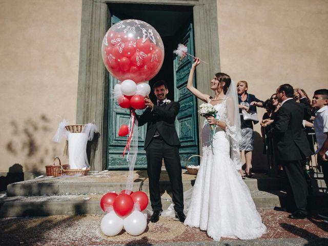 Il matrimonio di Michael e Francesca a Bientina, Pisa 20