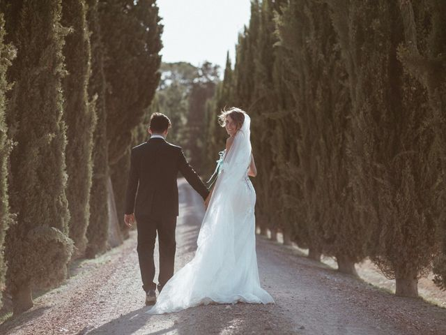 Il matrimonio di Michael e Francesca a Bientina, Pisa 1