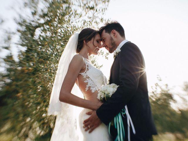 Il matrimonio di Michael e Francesca a Bientina, Pisa 2