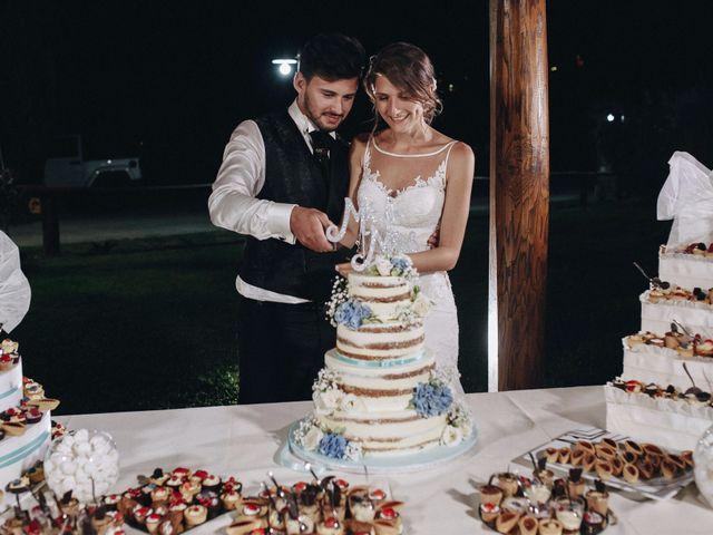 Il matrimonio di Michael e Francesca a Bientina, Pisa 24