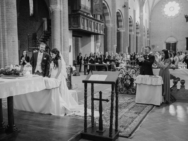 Il matrimonio di Lorenzo e Debora a Piacenza, Piacenza 22
