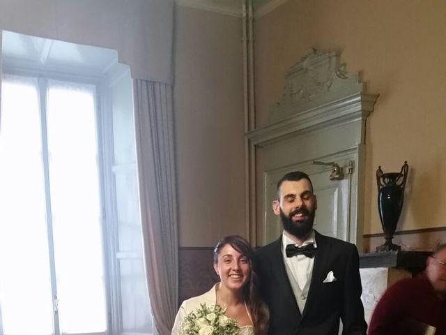 Il matrimonio di Andrea e Elisa a Mortara, Pavia 1