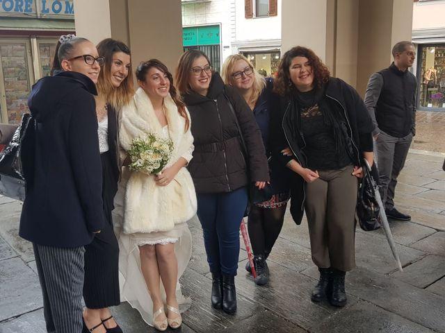 Il matrimonio di Andrea e Elisa a Mortara, Pavia 4