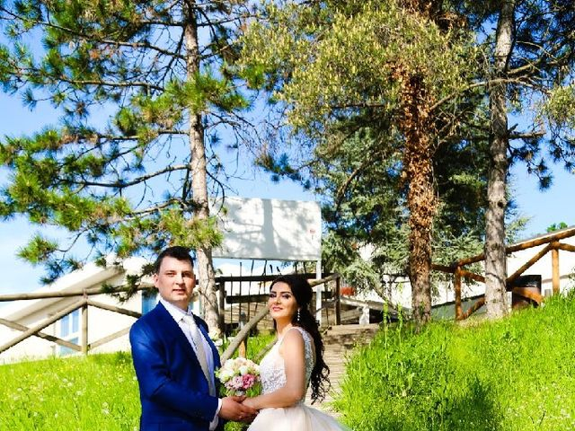 Il matrimonio di Eugenio  e Valeria a Zola Predosa, Bologna 1