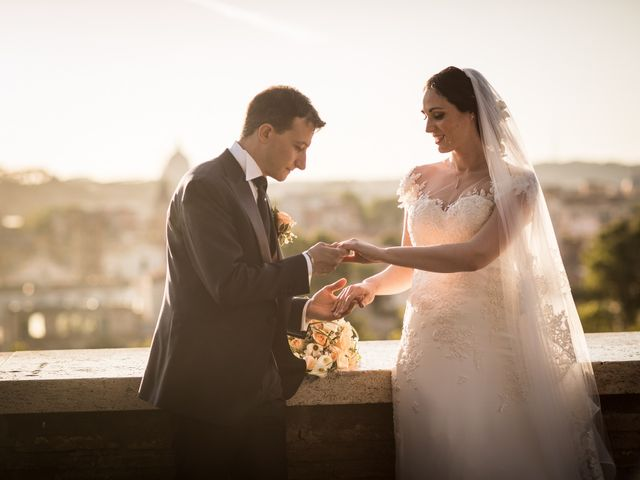 Le nozze di Letizia e Emiliano