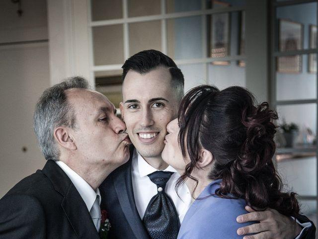 Il matrimonio di Stefano e Tania a Milano, Milano 23