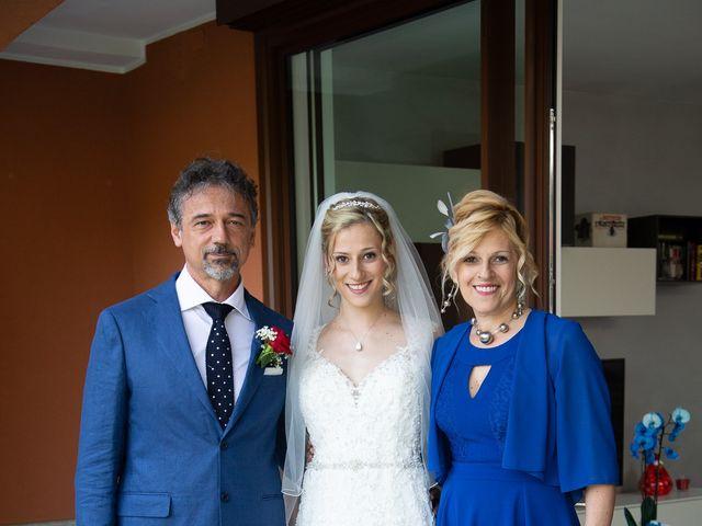 Il matrimonio di Stefano e Tania a Milano, Milano 35