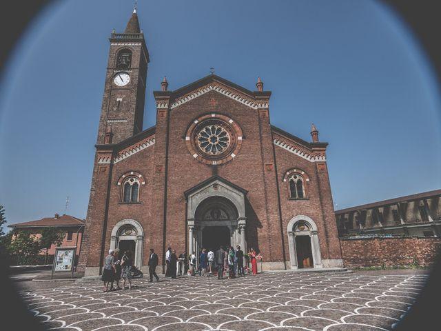 Il matrimonio di Stefano e Tania a Milano, Milano 28