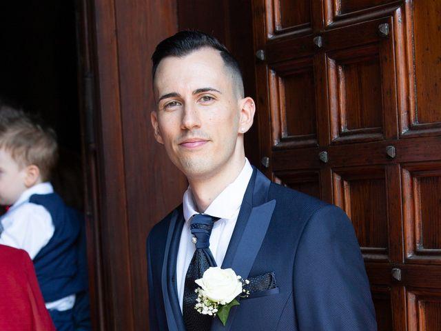Il matrimonio di Stefano e Tania a Milano, Milano 40