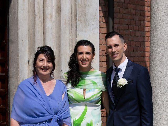 Il matrimonio di Stefano e Tania a Milano, Milano 42