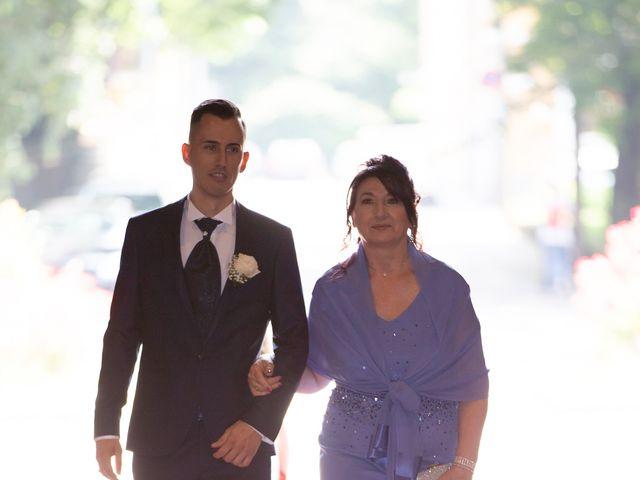 Il matrimonio di Stefano e Tania a Milano, Milano 46