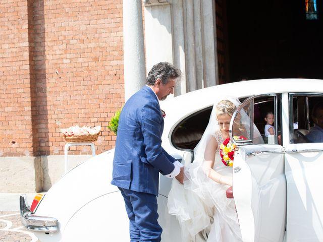 Il matrimonio di Stefano e Tania a Milano, Milano 51