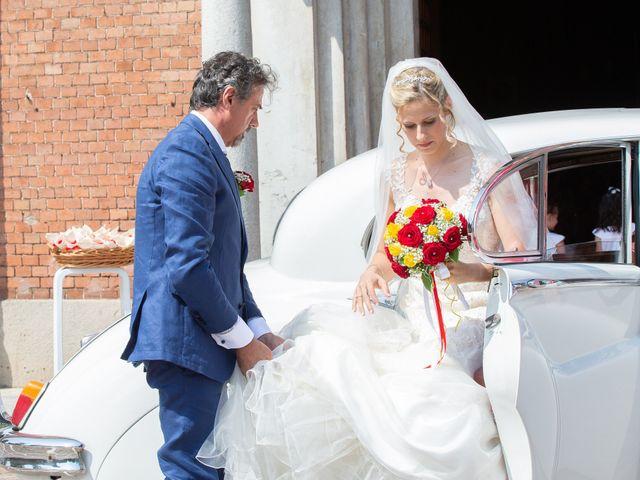 Il matrimonio di Stefano e Tania a Milano, Milano 53