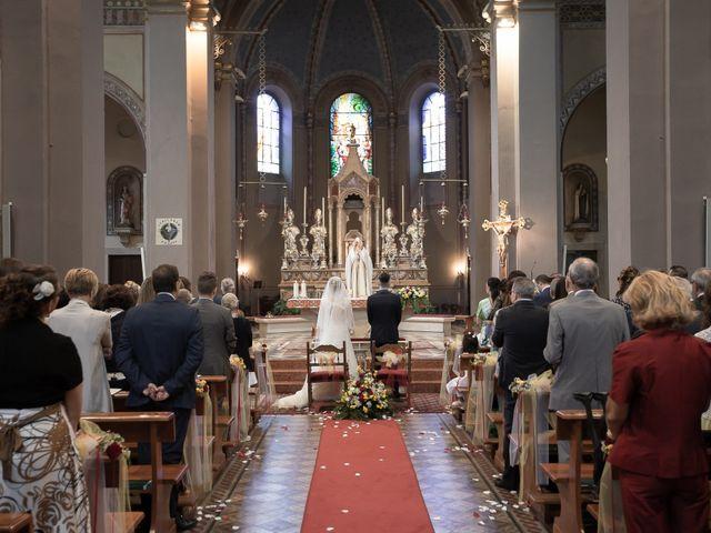Il matrimonio di Stefano e Tania a Milano, Milano 73
