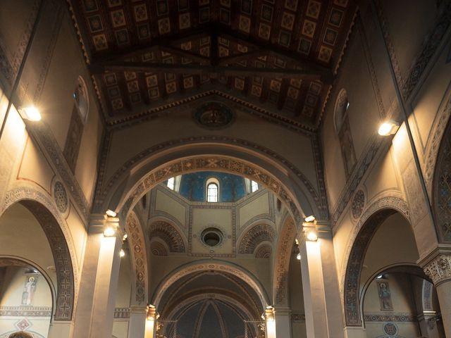 Il matrimonio di Stefano e Tania a Milano, Milano 74