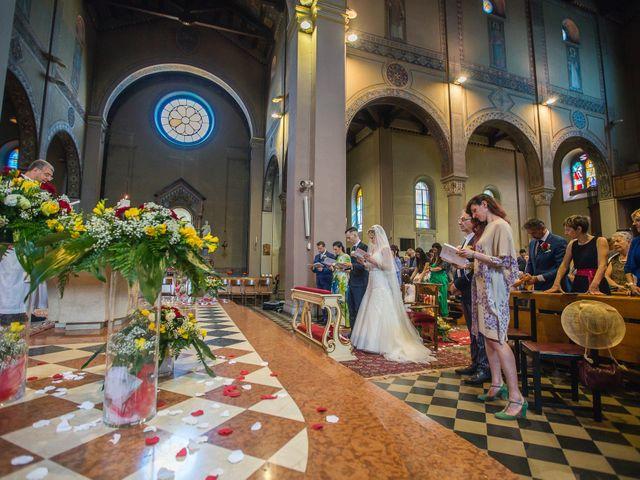 Il matrimonio di Stefano e Tania a Milano, Milano 75