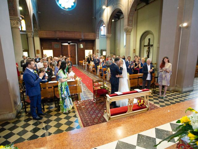 Il matrimonio di Stefano e Tania a Milano, Milano 77