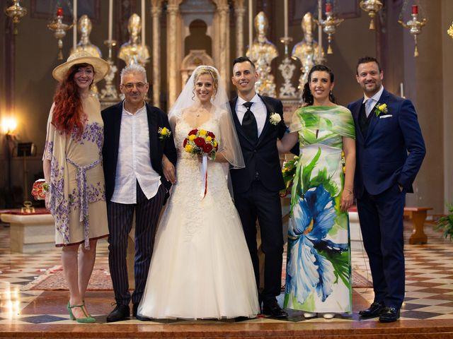 Il matrimonio di Stefano e Tania a Milano, Milano 79