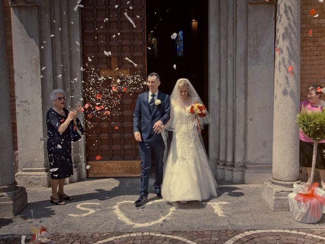 Il matrimonio di Stefano e Tania a Milano, Milano 82