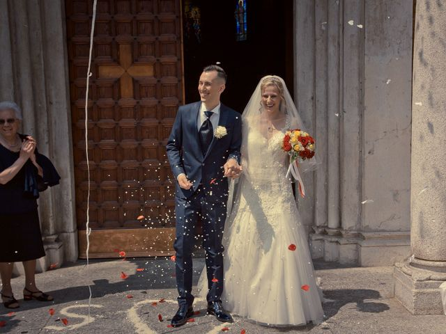 Il matrimonio di Stefano e Tania a Milano, Milano 83