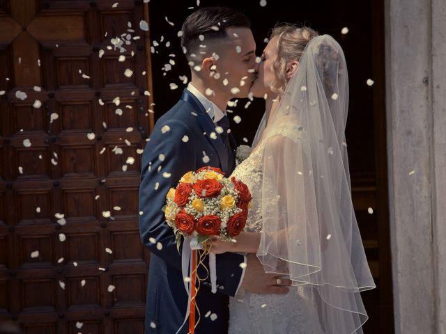Il matrimonio di Stefano e Tania a Milano, Milano 84